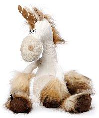 """Еднорог - Uni Que - Плюшена играчка от серията """"Beasts"""" -"""