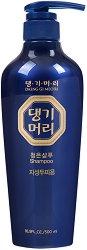 Doori Chung Eun Shampoo - Балансиращ шампоан с фо-ти и женшен за мазен скалп и сухи краища -