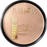 Eveline Art Make-Up Professional Mattifying Mineral Powder - Матираща минерална пудра с коприна -