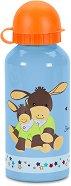Детска бутилка - Магаренцето Emmi 400 ml -