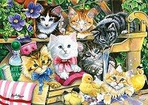 Весели котета - пъзел
