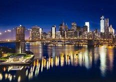 Бруклинският мост - Неонов пъзел -