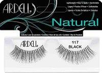 Ardell Natural Lashes 117 - Мигли от естествен косъм -