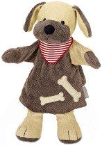 Кукла за куклен театър - Кученце - играчка