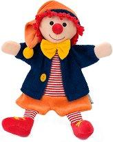Кукла за куклен театър - Клоун - творчески комплект
