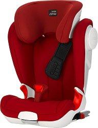 """Детско столче за кола - Kidfix II XP SICT - С """"Isofix"""" система за деца от 15 до 36 kg -"""