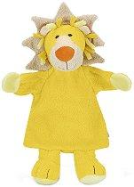 Кукла за куклен театър - Лъв - детски аксесоар