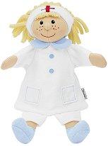 Кукла за куклен театър - Медицинска сестра - играчка
