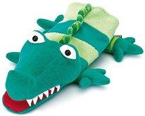 Кукла за куклен театър - Крокодил - играчка