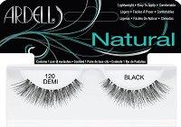 Ardell Natural Demi Black Lashes 120 - Мигли от естествен косъм - продукт