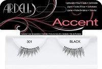 Ardell Accents Lashes 301 - Мигли от естествен косъм -