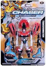Космически робот-кола - Chaser - Трансформираща се играчка -