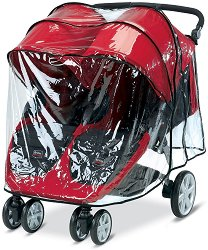 "Дъждобран - Аксесоар за детска количка за близнаци ""B-Agile Double"" -"