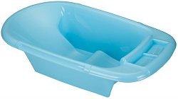 Бебешка анатомична вана за къпане - Цвят син -