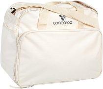 Бежова чанта - Special - Аксесоар за детска количка с подложка за преповиване -
