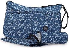Чанта - Melissa - Аксесоар за детска количка с подложка за преповиване и термобокс - продукт