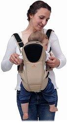 Бежово кенгуру - Kinetic Pro 2 - Аксесоар за носене на бебе -