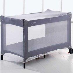Универсална мрежа против комари - Аксесоар за бебешкo легло - лосион