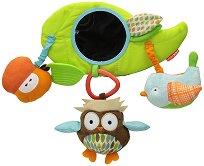 """Горски приятели - Мека играчка за количка или легло от серията """"Treetop Friends"""" -"""