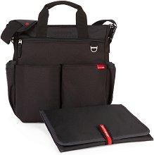Чанта - Duo Signature - Аксесоар за детска количка с подложка за преповиване -