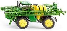 """Самоходна пръскачка - John Deere - Метална играчка от серията """"Farmer: Fertilize & Sower"""" -"""
