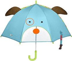 """Детски чадър - Кученце - Аксесоар от серията """"Zoo"""" - продукт"""