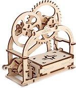 Механична кутия - Механичен 3D пъзел - пъзел
