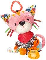 Котенце - Bandana Buddies - Мека играчка за бебешка количка или легло -
