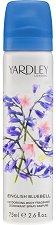 Yardley English Bluebell Deodorising Body Fragrance - Дезодорант за тяло с аромат на английски зюмбюл - спирала