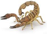"""Скорпион - Фигура от серията """"Диви животни"""" - играчка"""
