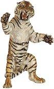 """Изправен тигър - Фигура от серията """"Диви животни"""" - фигура"""