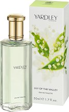 Yardley Lily of the Valley EDT - крем