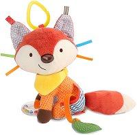 Лисиче - Bandana Buddies - Мека играчка за бебешка количка или легло -
