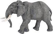 """Африкански слон - Фигура от серията """"Диви животни"""" - фигура"""