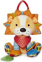 Лъвче - Bandana Buddies - Мека играчка за бебешка количка или легло -