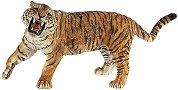 """Ревящ тигър - Фигура от серията """"Диви животни"""" - фигура"""