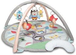 """Активна гимнастика - Горски приятели - Комплект с възглавница за игра по корем от серията """"Treetop Friends"""" -"""