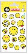 "Стикери - Емотикони - Комплект от 51 броя от серия ""SmileyWorld"""