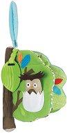 Горски приятели - книжка за закачане - Бебешка играчка за детска количка и легло -