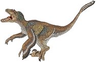 """Динозавър - Велосираптор с пера - Фигура от серията """"Динозаври и праистория"""" - фигура"""