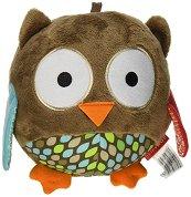 """Бухалче - Мека бебешка играчка от серията """"Treetop Friends"""" -"""