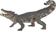 """Праисторически крокодил - Фигура от серията """"Динозаври и праистория"""" - играчка"""