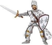 """Принц Филип в бели одежди - Фигура от серията """"Рицари"""" -"""