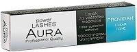 "Aura Power Lashes Adhesive Waterproof - Clear - Безцветно водоустойчиво лепило за изкуствени мигли от серията ""Power Lashes"" -"