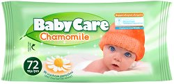 Baby Care with Chamomile Extract - мляко за тяло