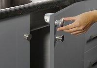 Предпазител за шкафове с магнитно заключване - продукт