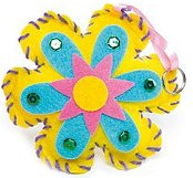 Направи сам - Цветенце - Творчески комплект за шиене - играчка