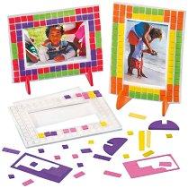Създай сам и декорирай - Рамки за снимки - Творчески комплект - играчка