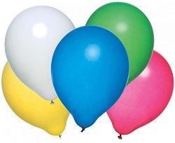 Парти балони - Комплект от 50 броя - играчка