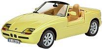 Автомобил - BMW Z1 - Сглобяем модел -